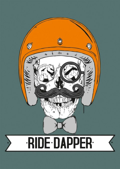 Plakat Ride Dapper