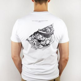 79 Point Engine T-Shirt - White