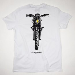 79 Point Scrambler T-Shirt - White