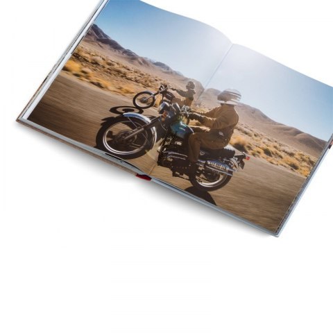 Ride Out! Motorcycle Roadtrips and Adventures Book