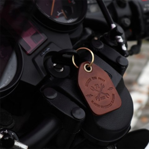 Leather Goods Key Fob