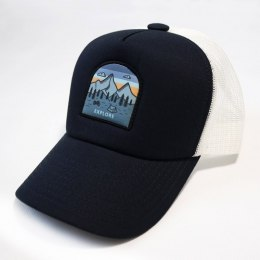 79 Point Explore Trucker Cap - Navy