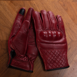 79 Point British Oxford Blood Gloves