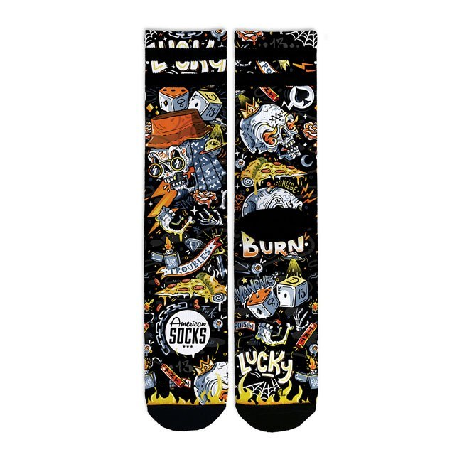 American Socks Signature Lucky Vandals