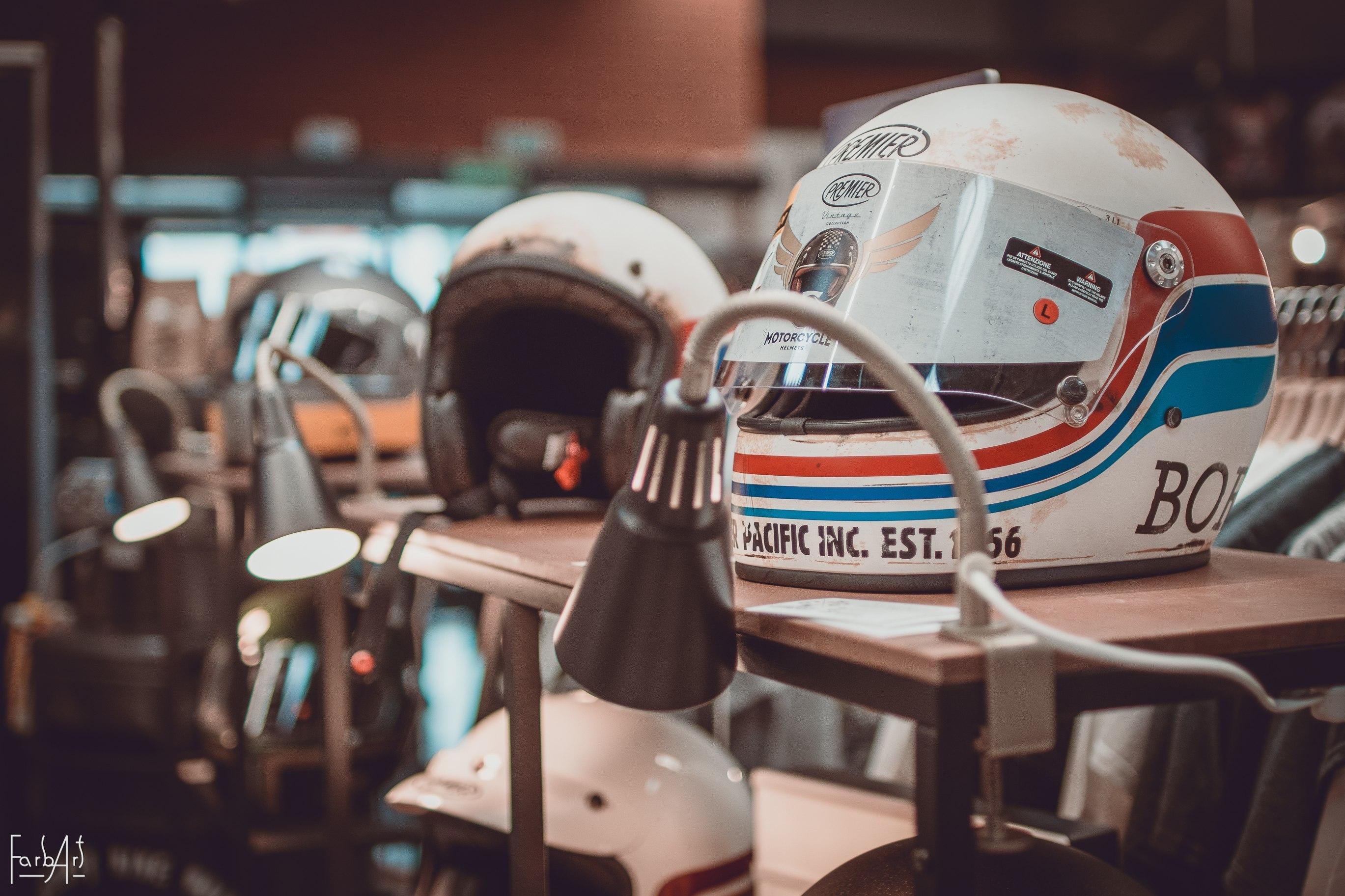 Premier Helmets BTR