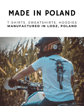 casual clothing - made in lodz, poland